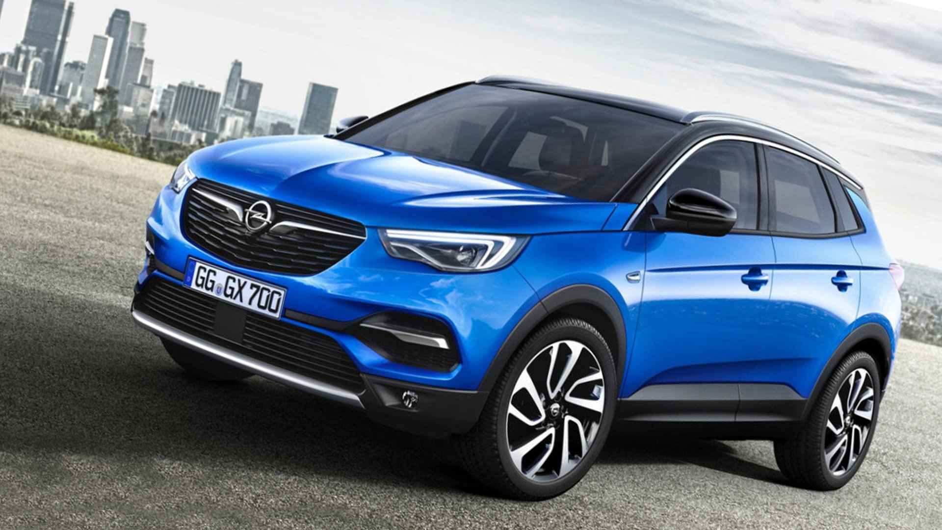 New 2019 Opel Grandland X Price