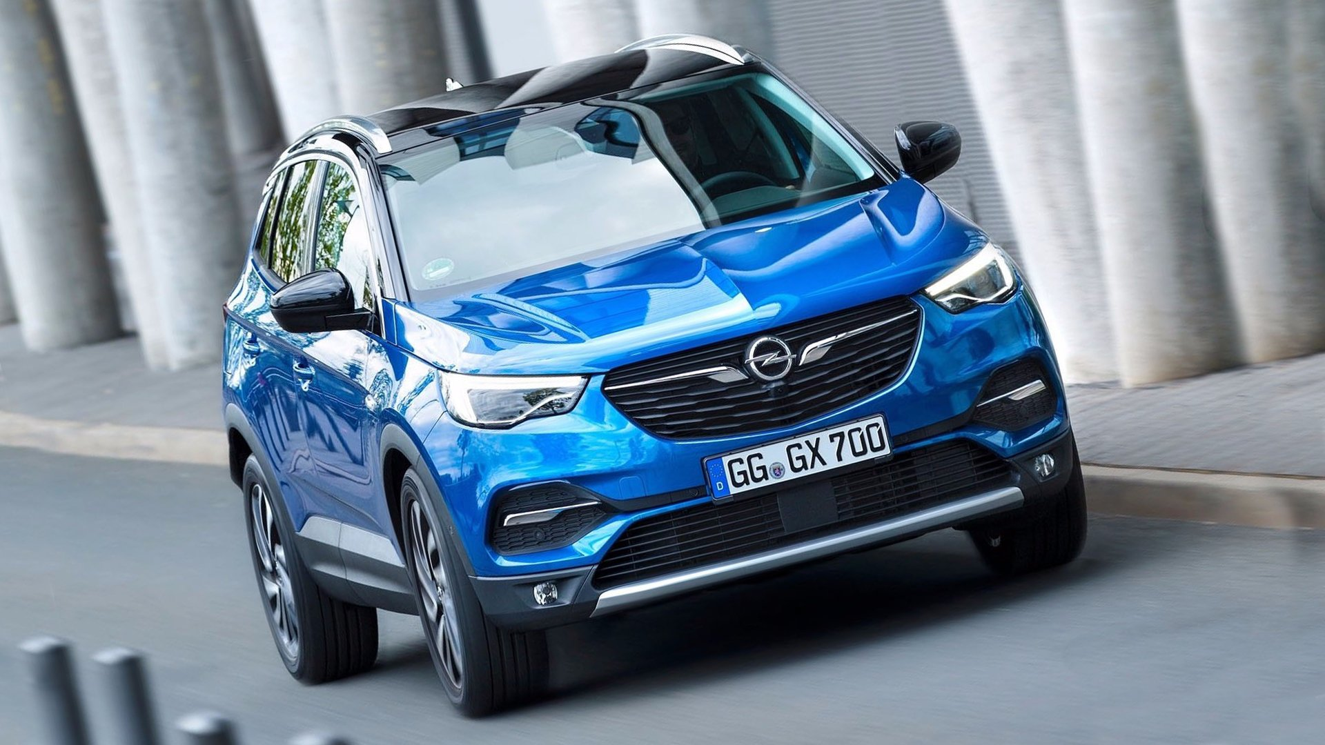 New 2019 Opel Grandland X Redesign