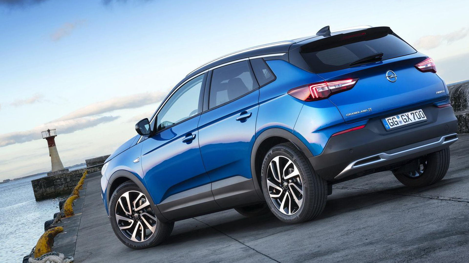 New 2019 Opel Grandland X Specs Features