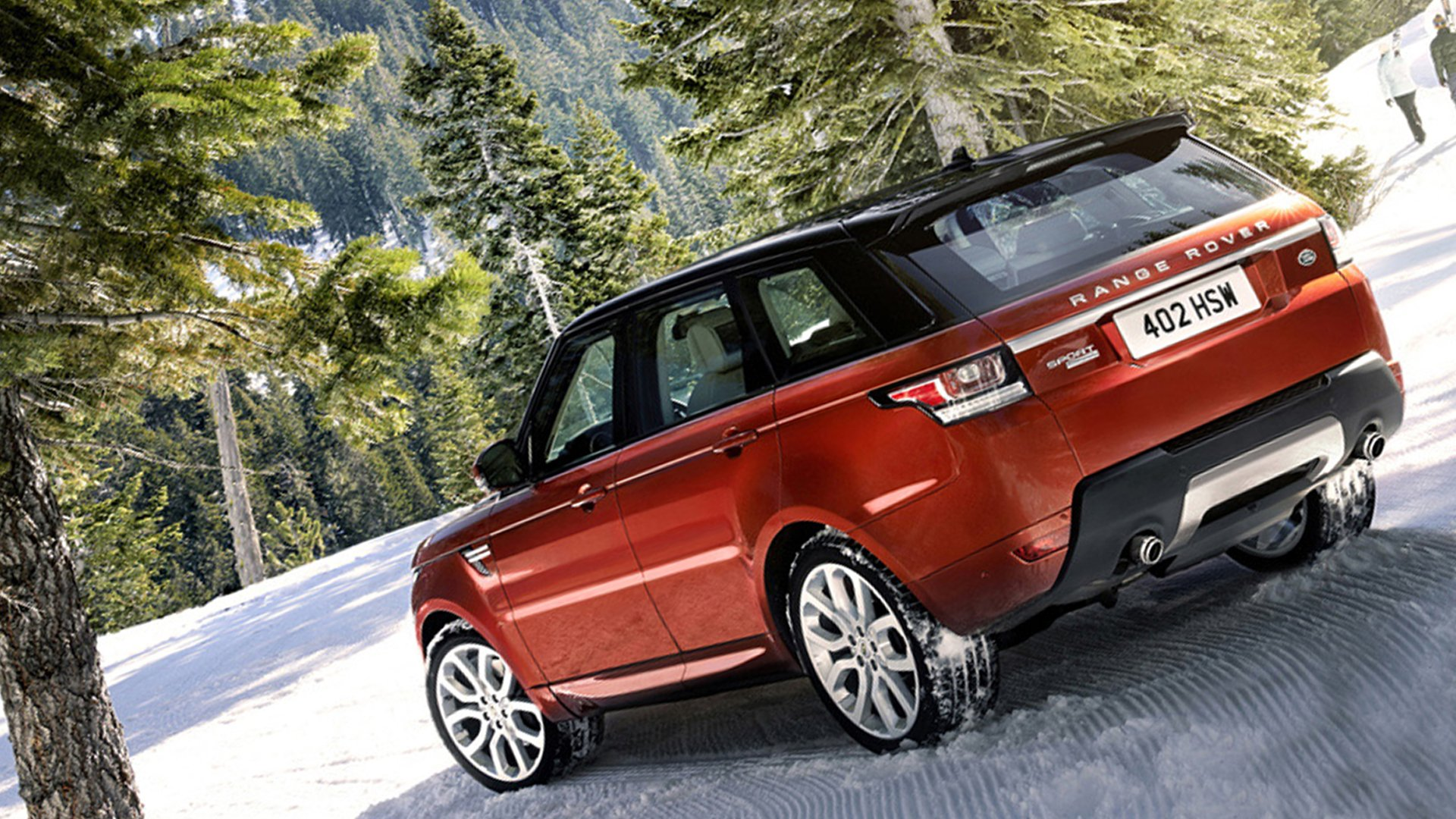 New 2019 Range Rover Sport Wallpaper HD Desktop