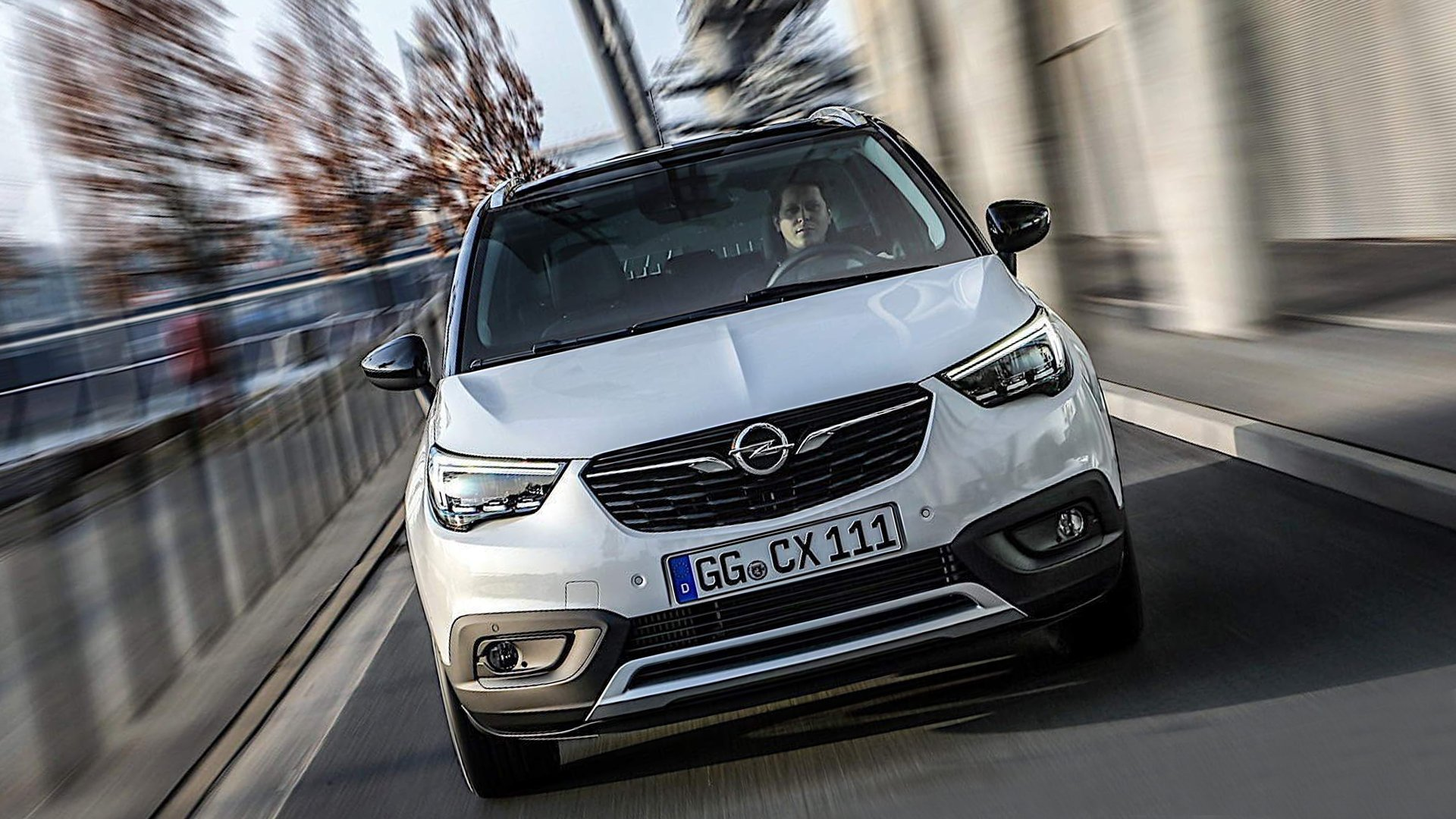 Crossover SUV 2019 Opel Crossland X HD