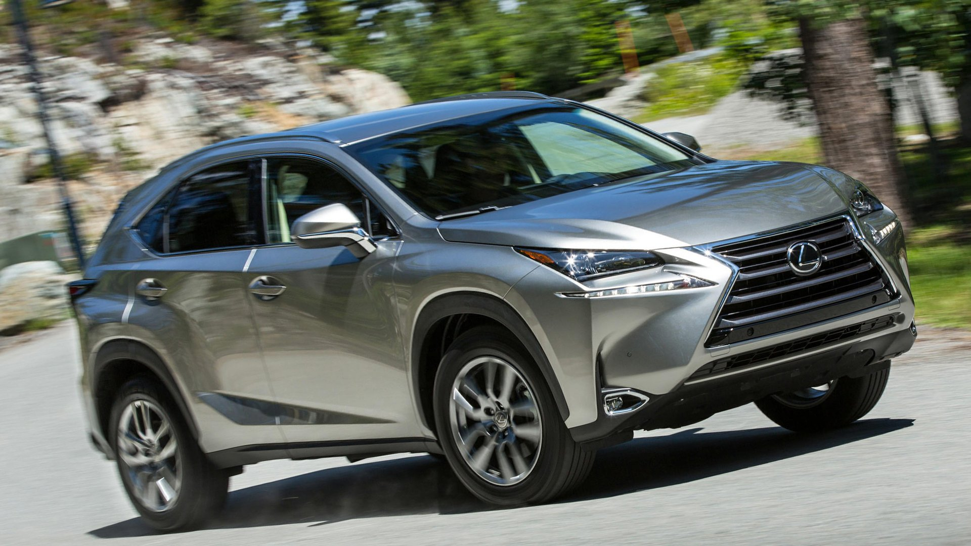 Crossover SUV New 2019 Lexus NX 200 HD