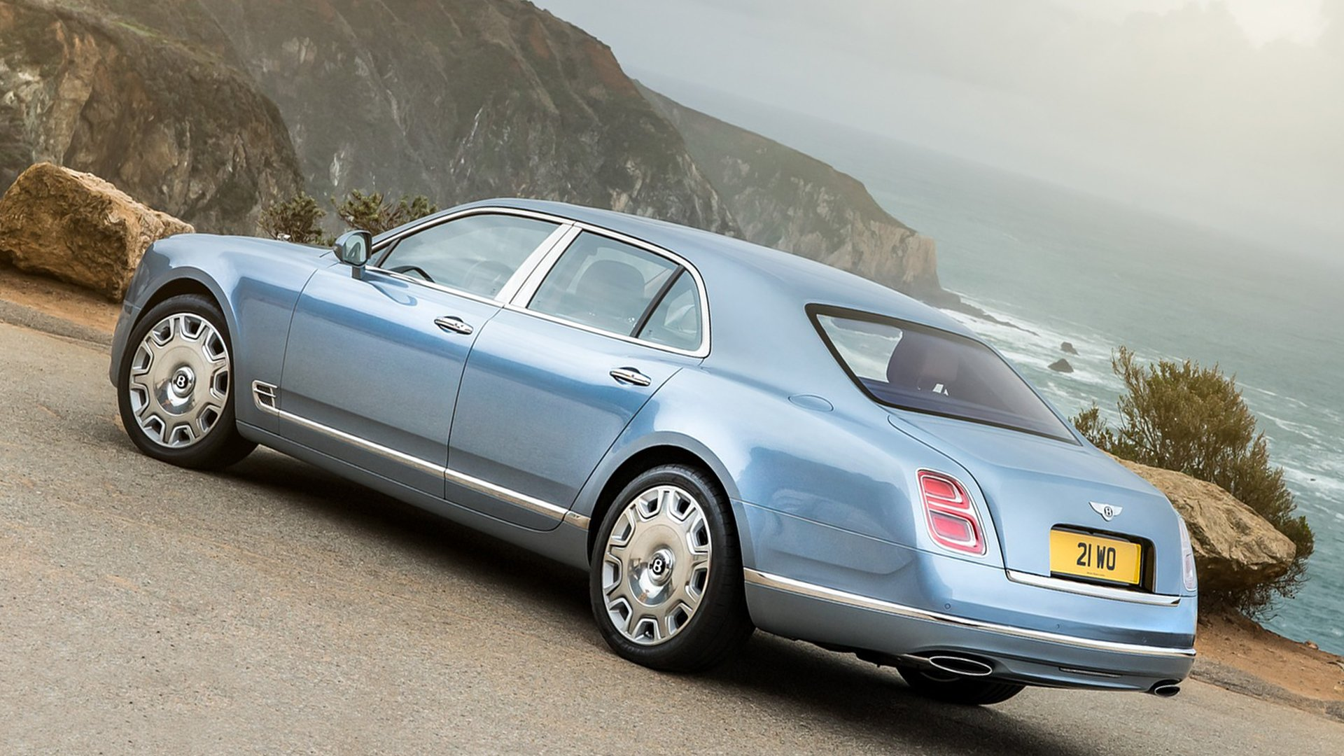 Diesel Bentley Mulsanne Full HD