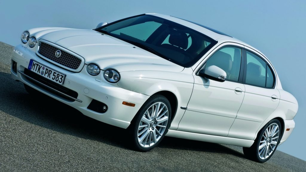 Features Jaguar X-Type 2019 HD