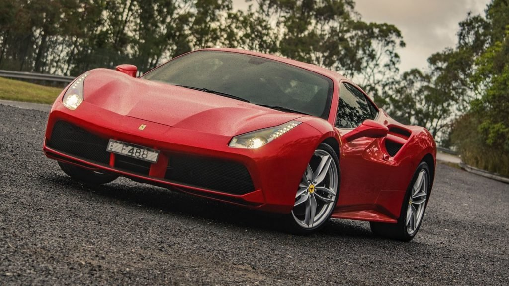 Ferrari 488 GTB Model Pictures HD