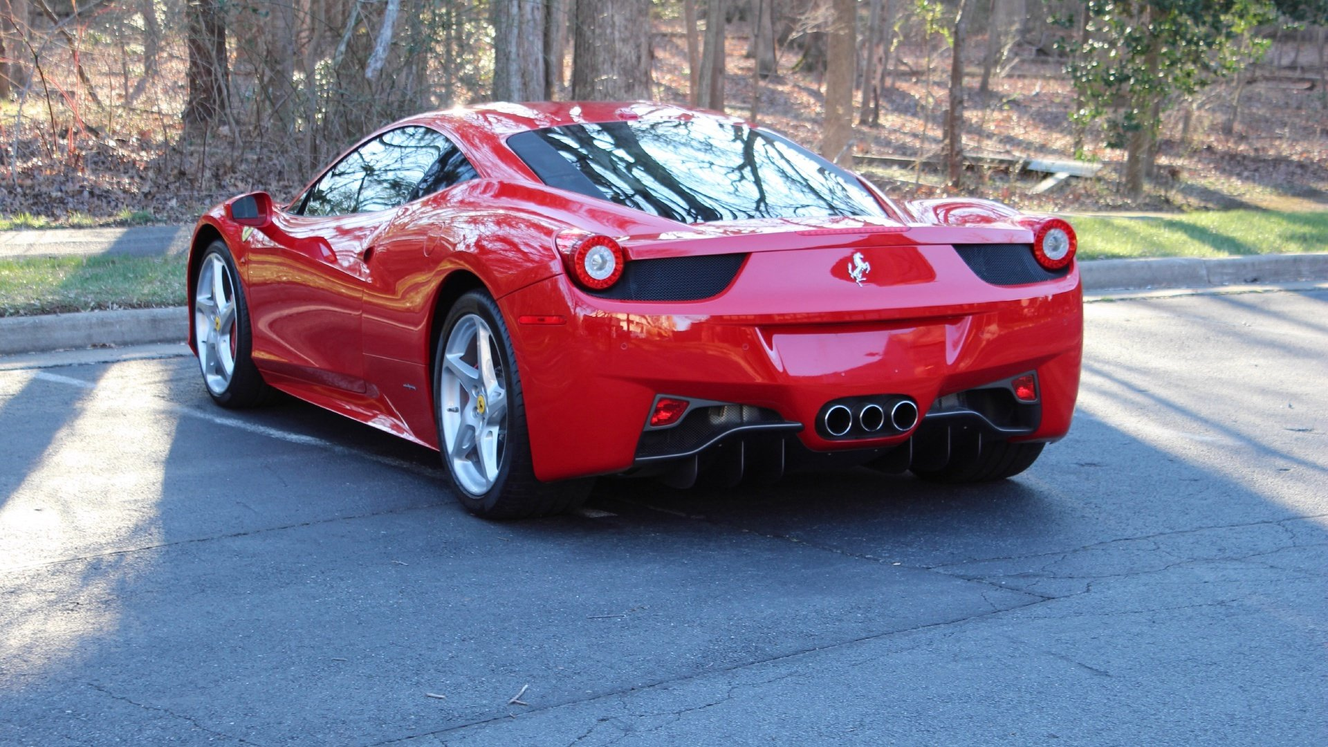 For Sale Ferrari 458 HD