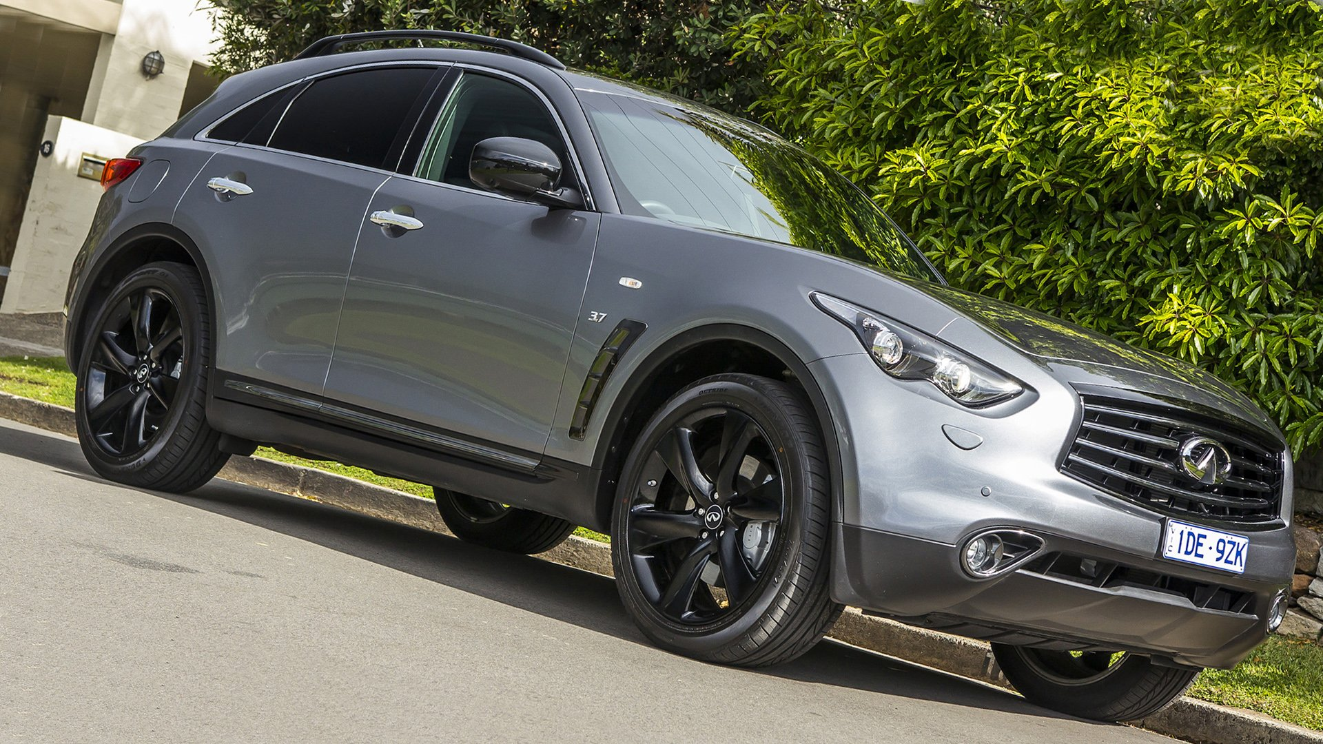 HD Pictures New 2019 Infiniti QX70 HD
