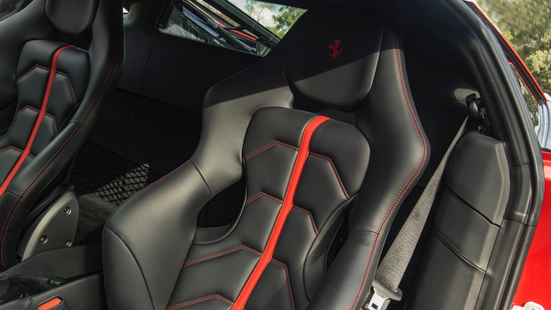 Interior Colors 2019 Ferrari 488 GTB HD