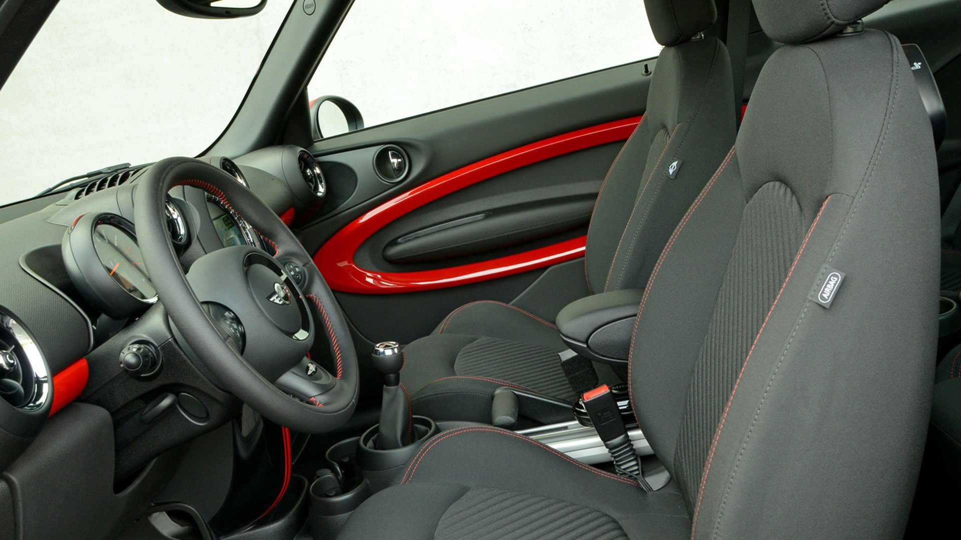 Interior Model MINI Paceman HD