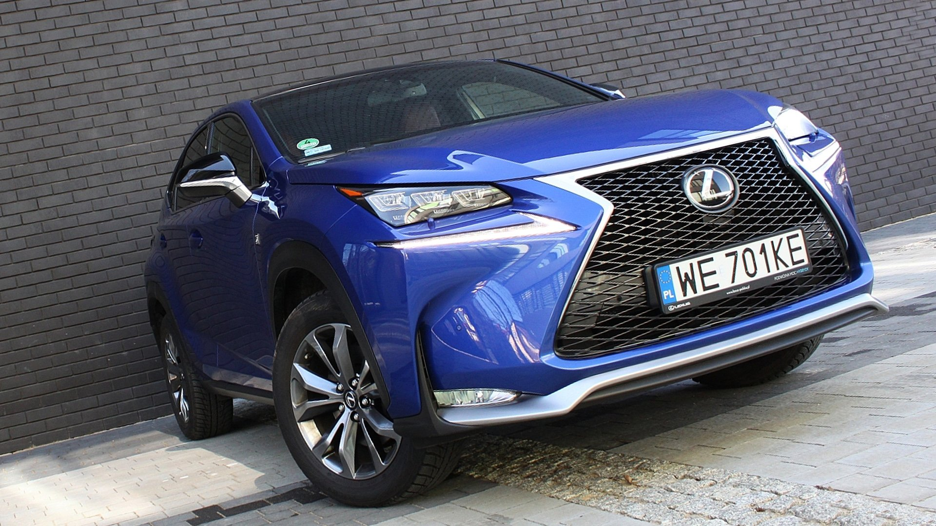 Lexus NX 200 Pictures for Desktop HD