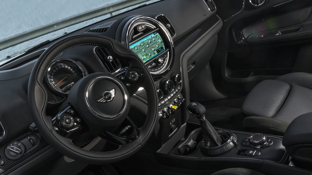 MINI Countryman 2018 Interior Design HD