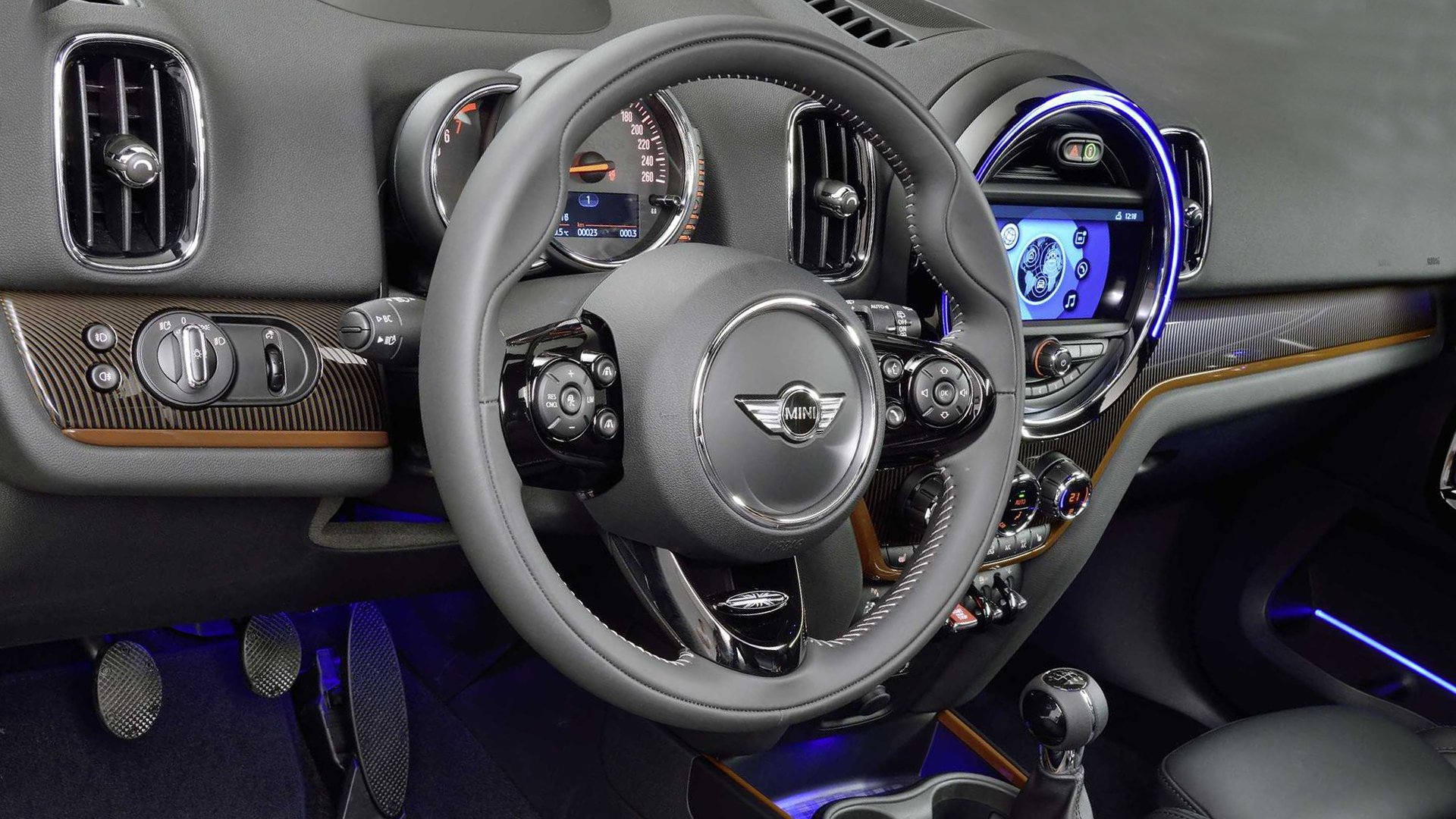 MINI Countryman Interior HD
