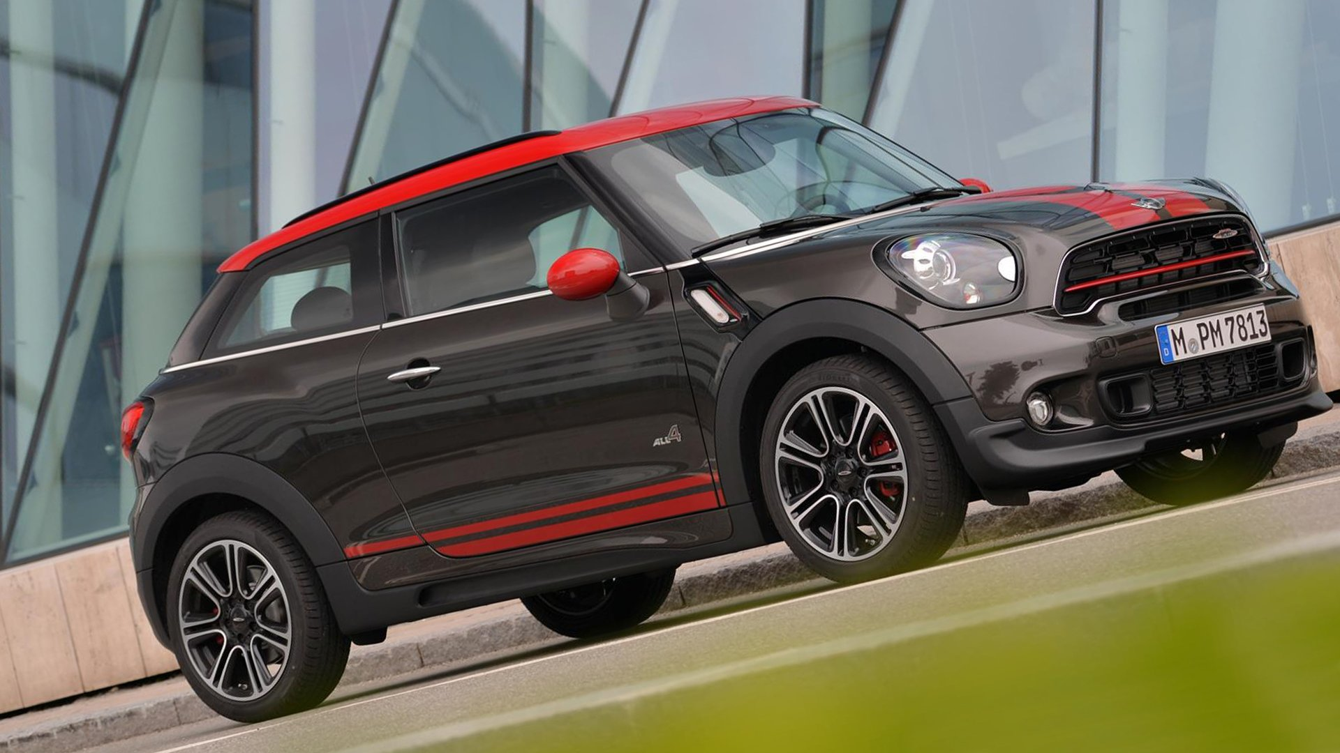 MINI Paceman 2018 Exterior Redesign HD