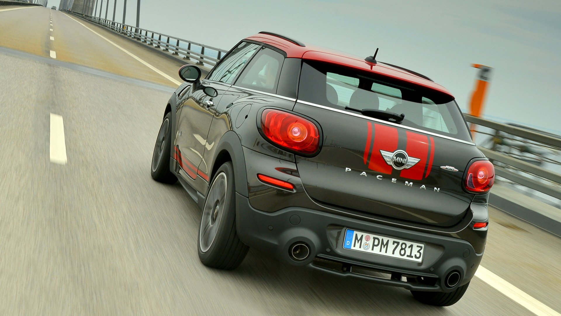 MINI Paceman Prototype Specs HD