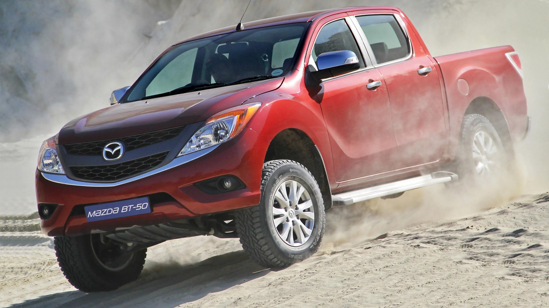Mazda BT-50 2018 Crossover HD