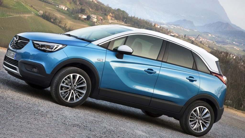 New 2018 Opel Crossland X Crossover HD