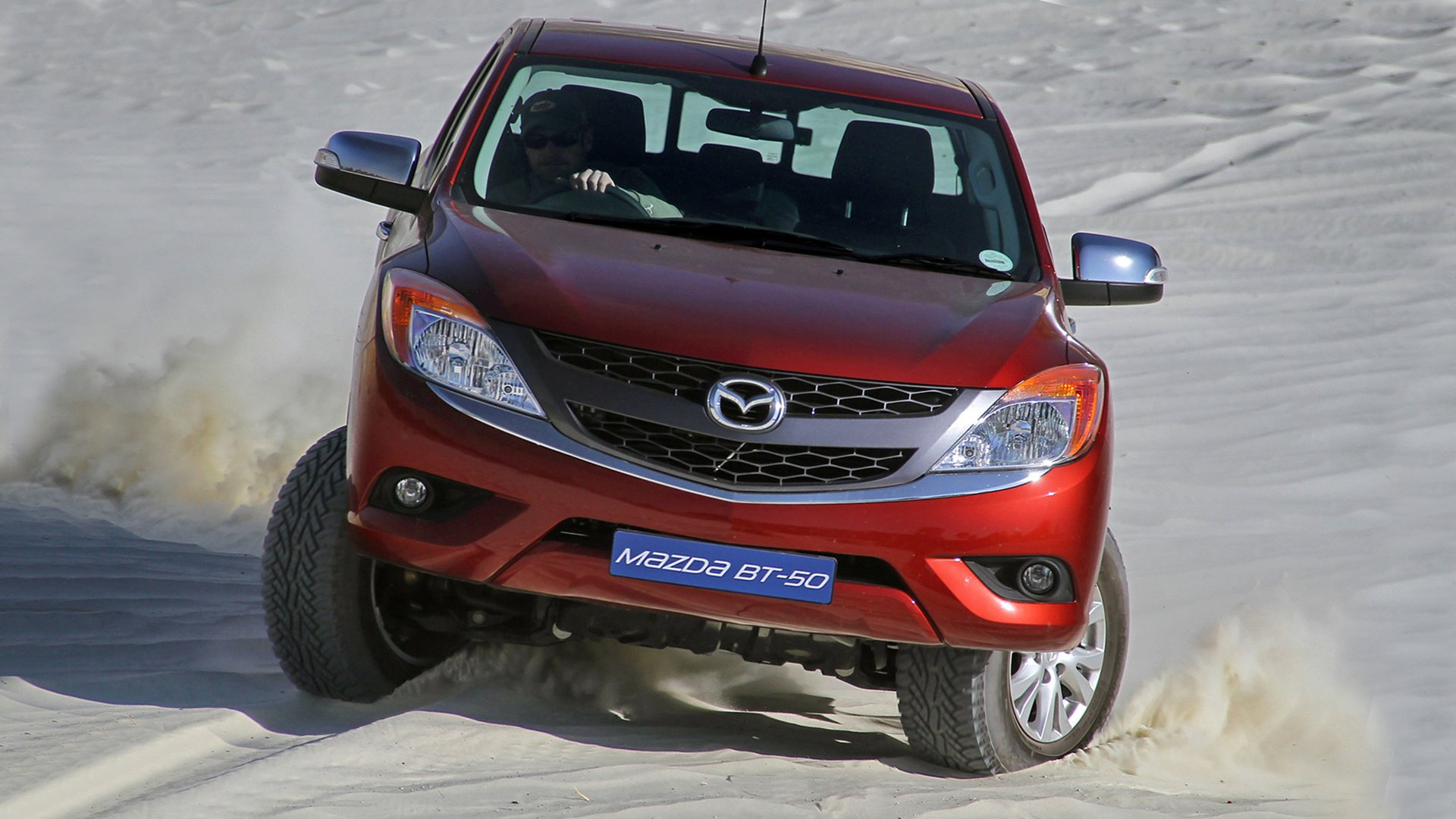 Offroad Mazda BT-50 New HD