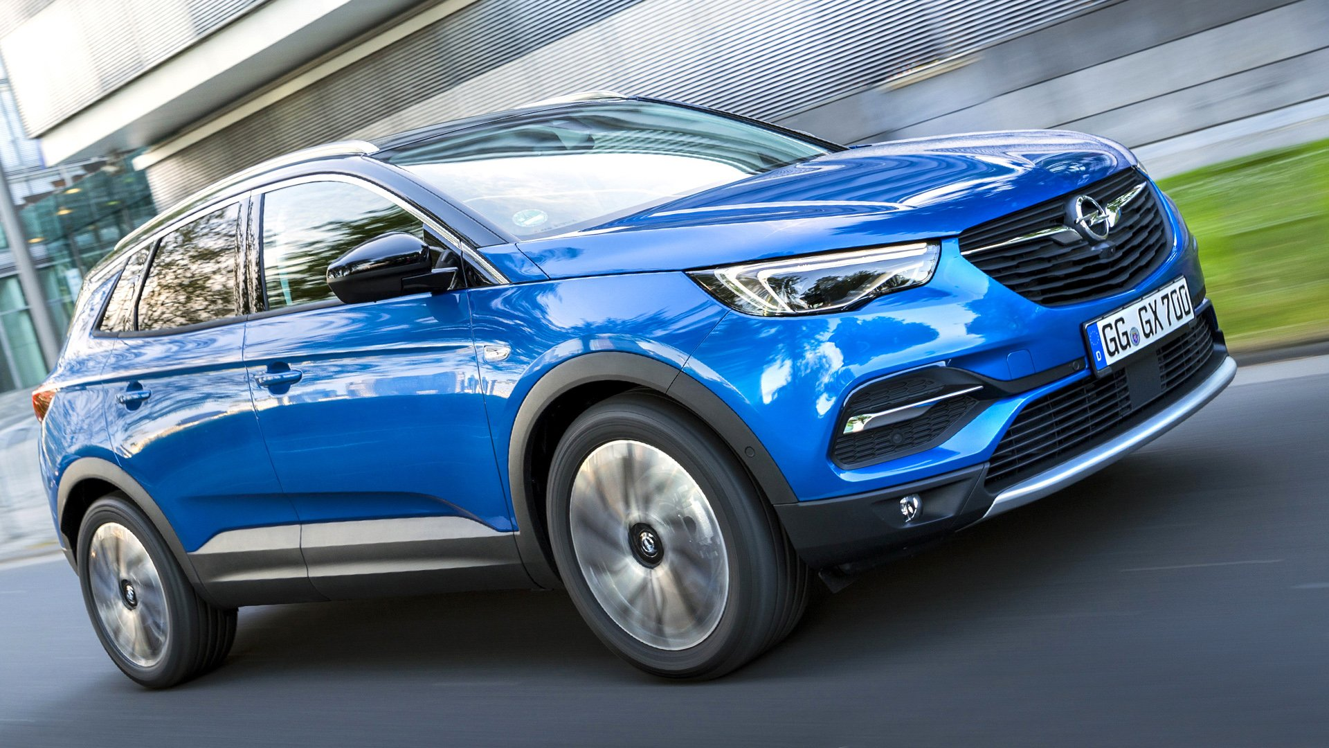 Opel Grandland X Business SUV HD