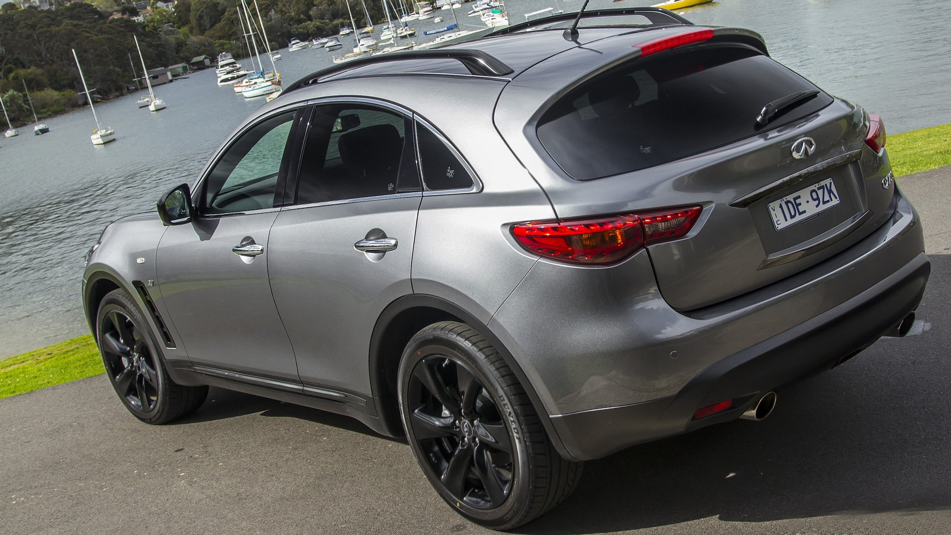 Photo Gallery 2019 Infiniti QX70 HD