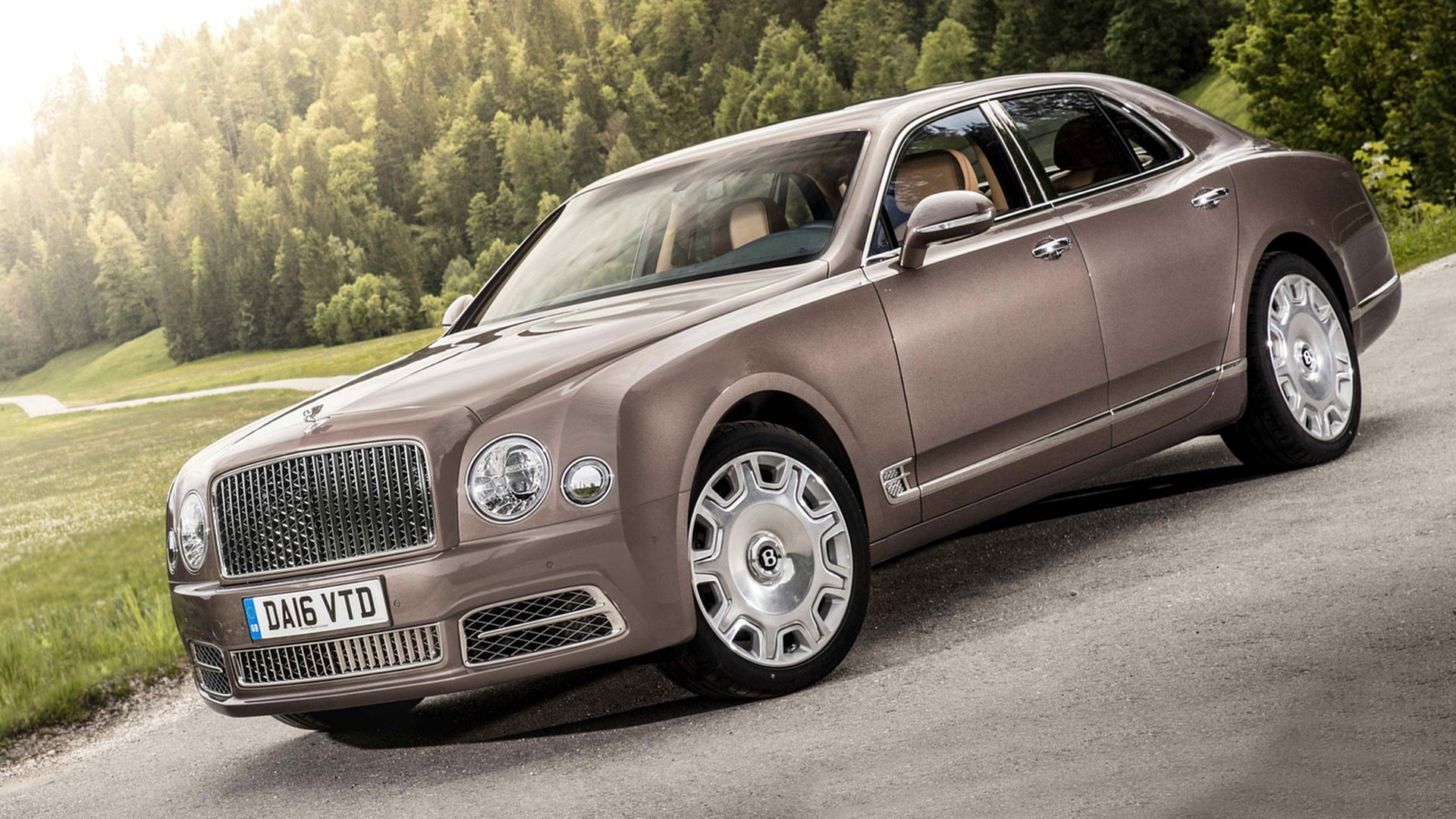 Photo Gallery Bentley Mulsanne Full HD