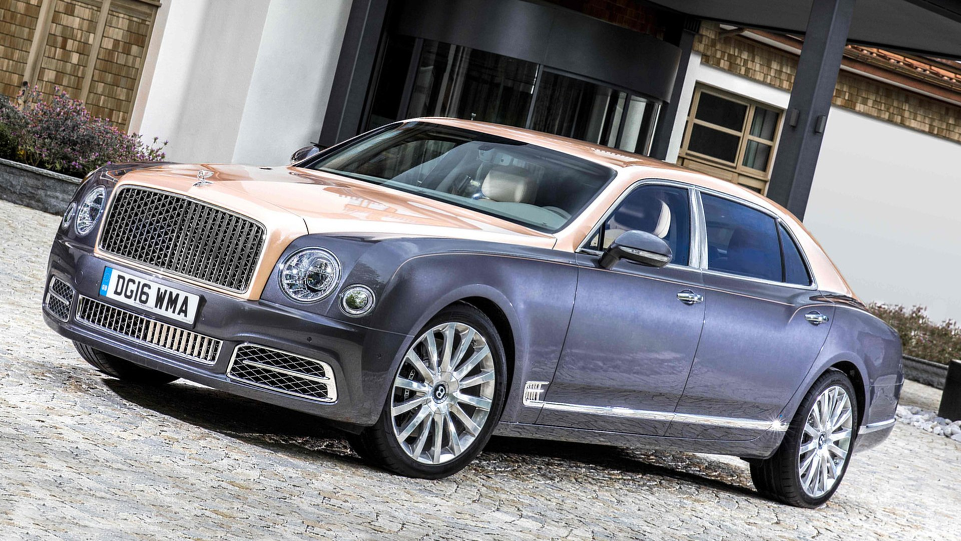 Turbo Bentley Mulsanne Full HD