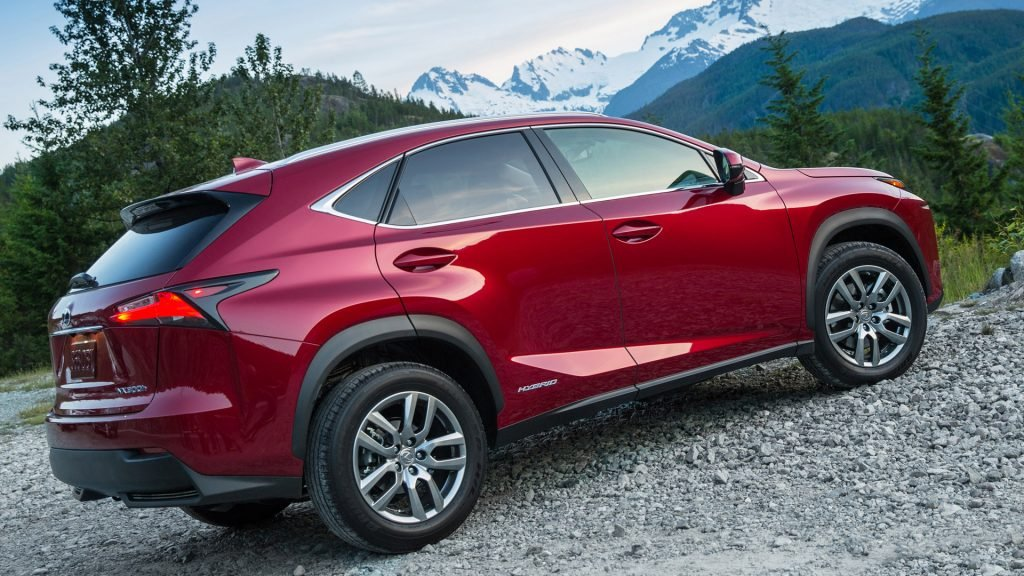 Turbo Concept Lexus NX 200 New HD