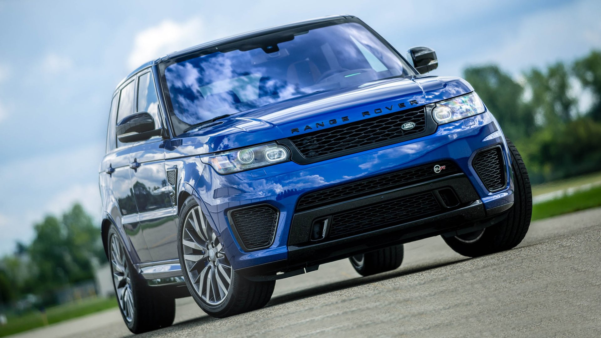V8 version 2019 Range Rover Sport HD