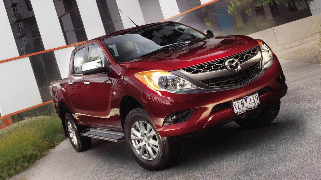 Wallpaper for Mobile Mazda BT-50 HD